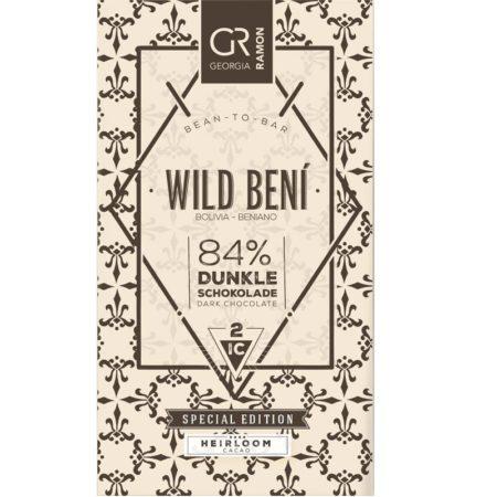 Bolivia Wild Beni 84%