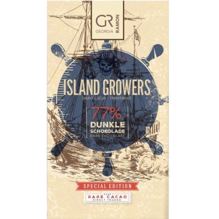 Island Growers 77% – Limited Edition