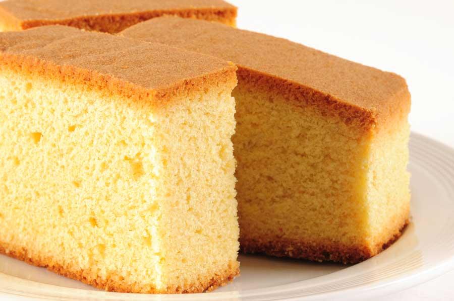 honing vanillecake