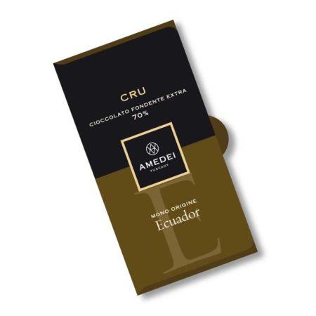 Amedei Cru Ecuador 70% Pure Chocoladereep