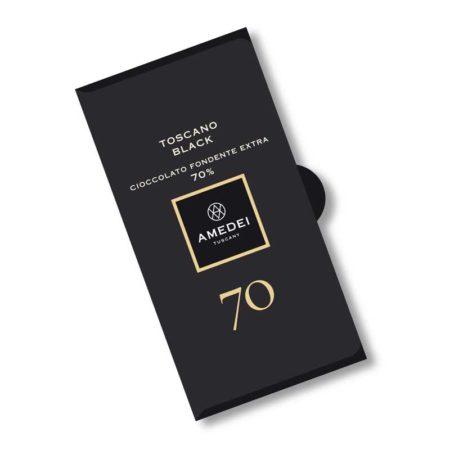 Amedei Pure Chocoladereep Toscano Black 70%