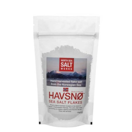 Havsnø – Snow of the Sea Zoutvlokken