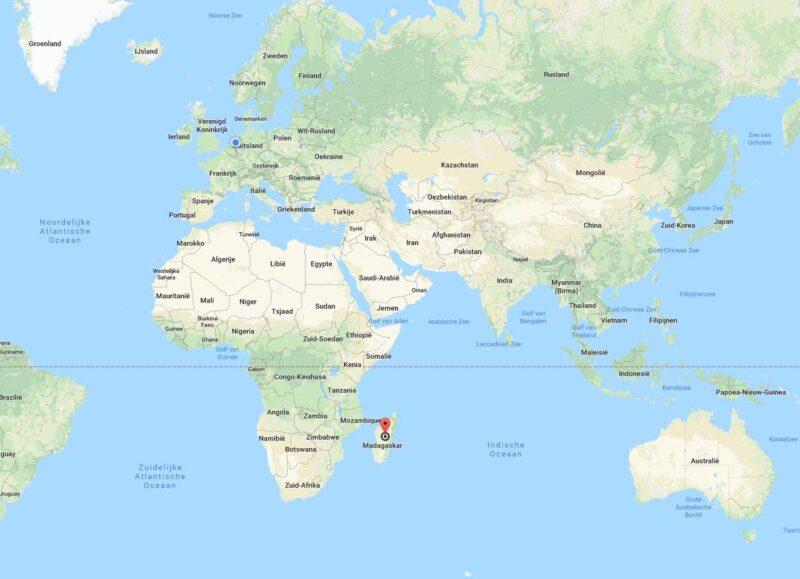 Madagaskar Vanille