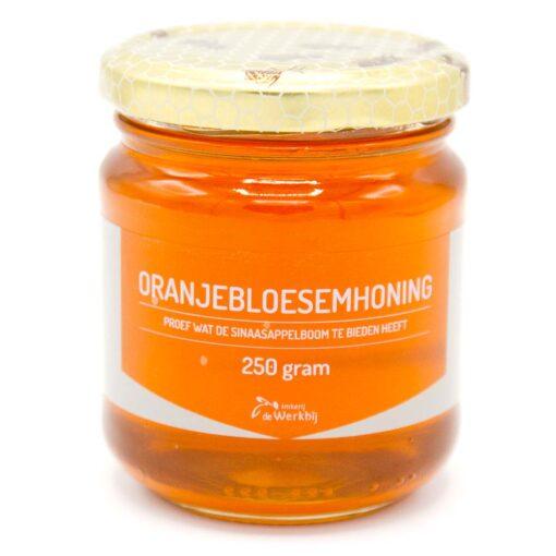 Oranjebloesemhoning