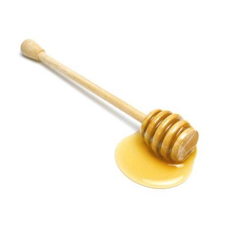 Honinglepel hout honingdraaier
