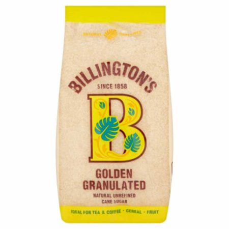 Golden Granulated