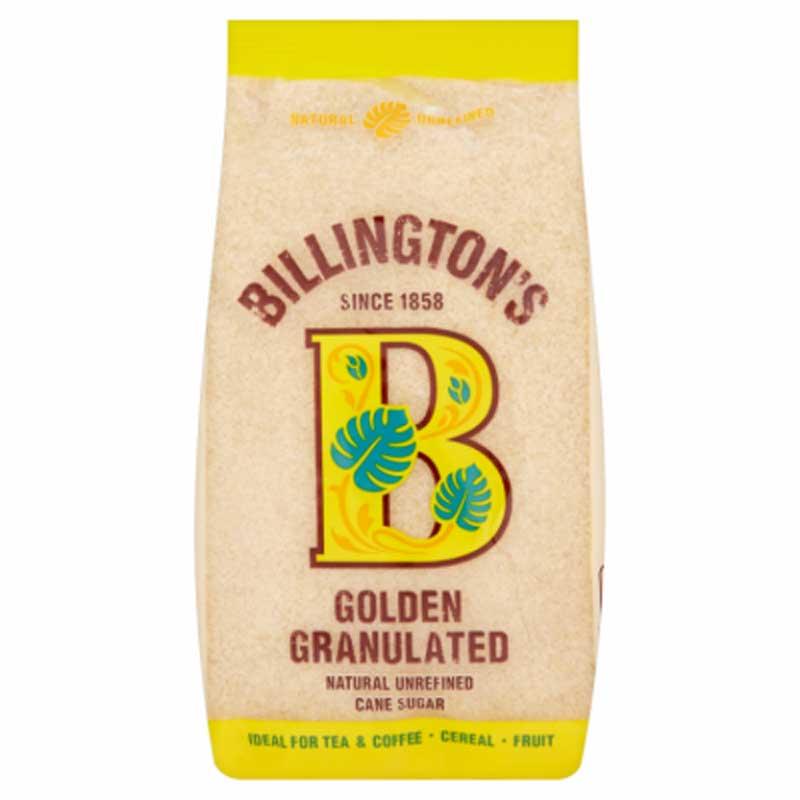 Golden Granulated