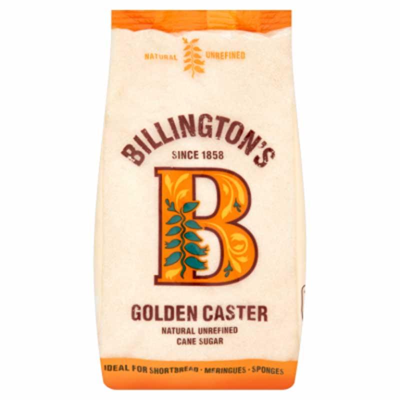 Organic Golden Caster