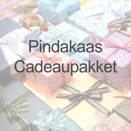 pindakaas cadeaupakket