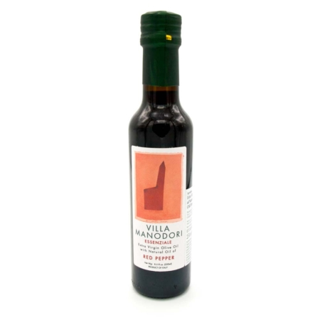 Olijfolie met Rode Peper Villa Manodori