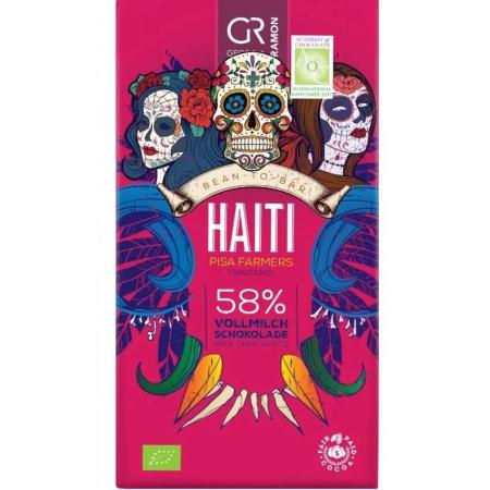 Haïti melkchocolade