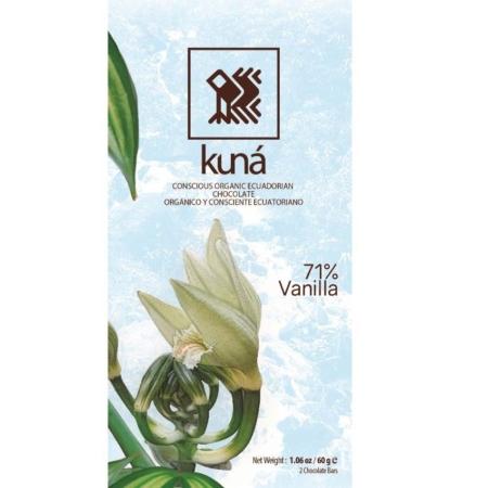 Kuná 71% Vanille BIO