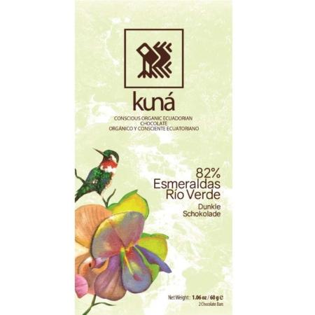 Kuná 82% Rio Verde BIO