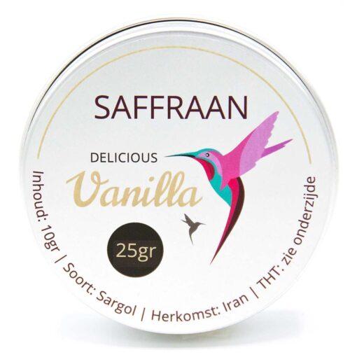 saffraan draden sargol 25 gram