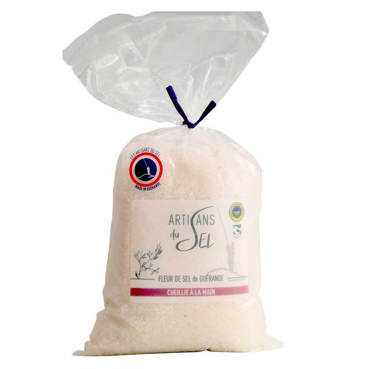 Fleur de sel de Guerande 400 gram