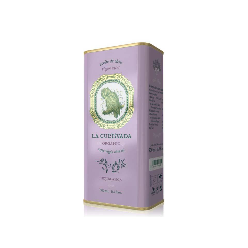 La Cultivada Olijfolie - 100% Hojiblanca (Bio) - 500ML
