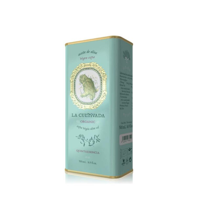 La Cultivada Olijfolie - Quintaesencia (Bio) - 500ML