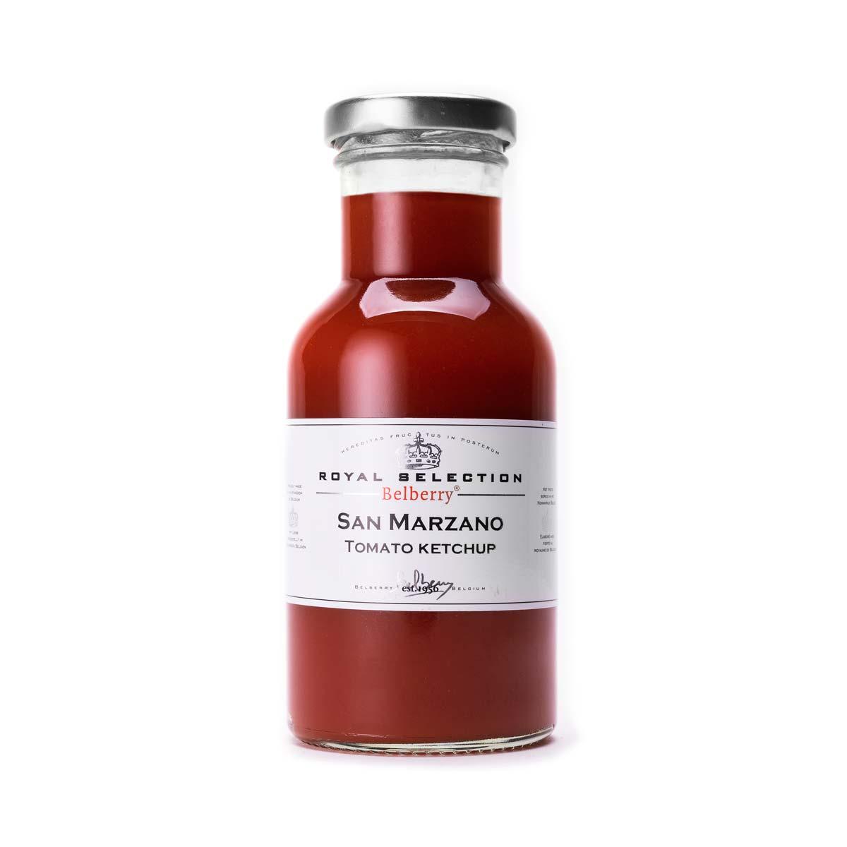 San Marzano Tomaten Ketchup