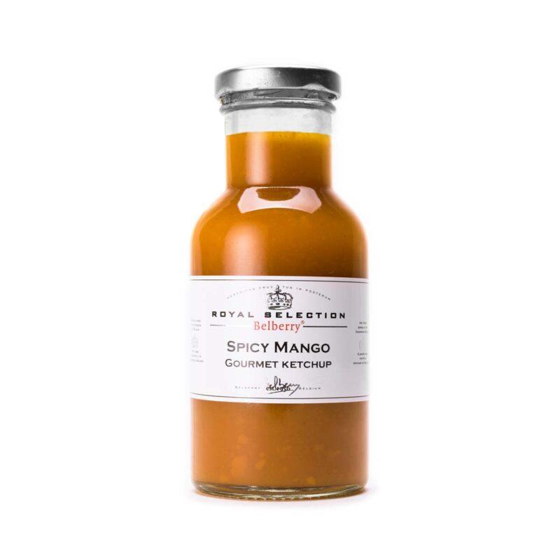 Spicy Mango Gourmet Ketchup