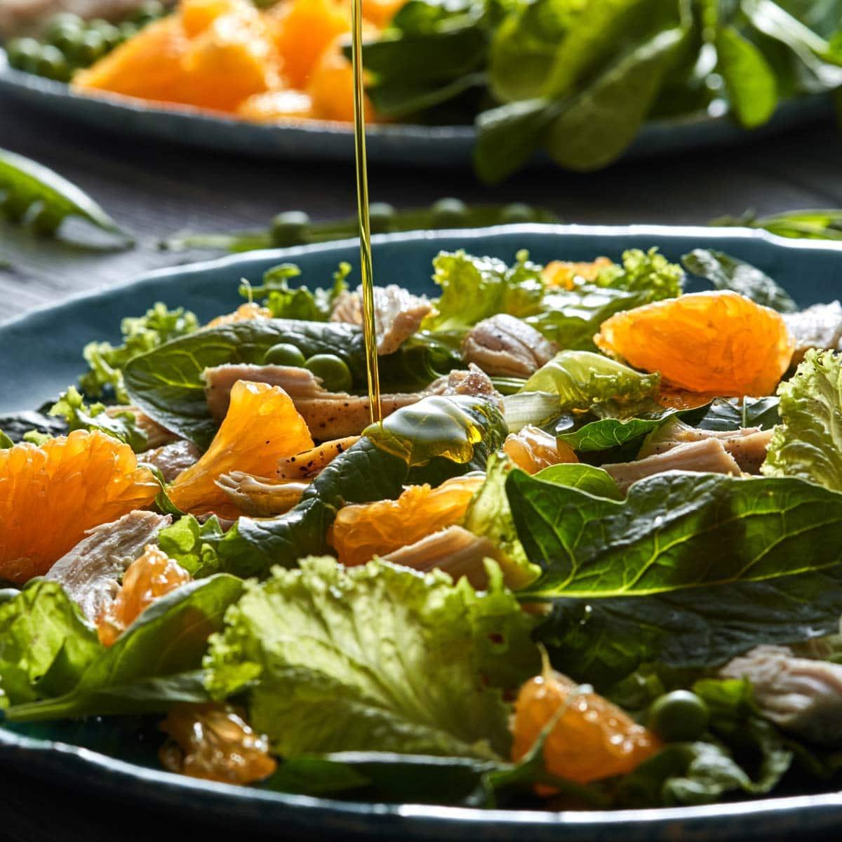 olijfolie salade