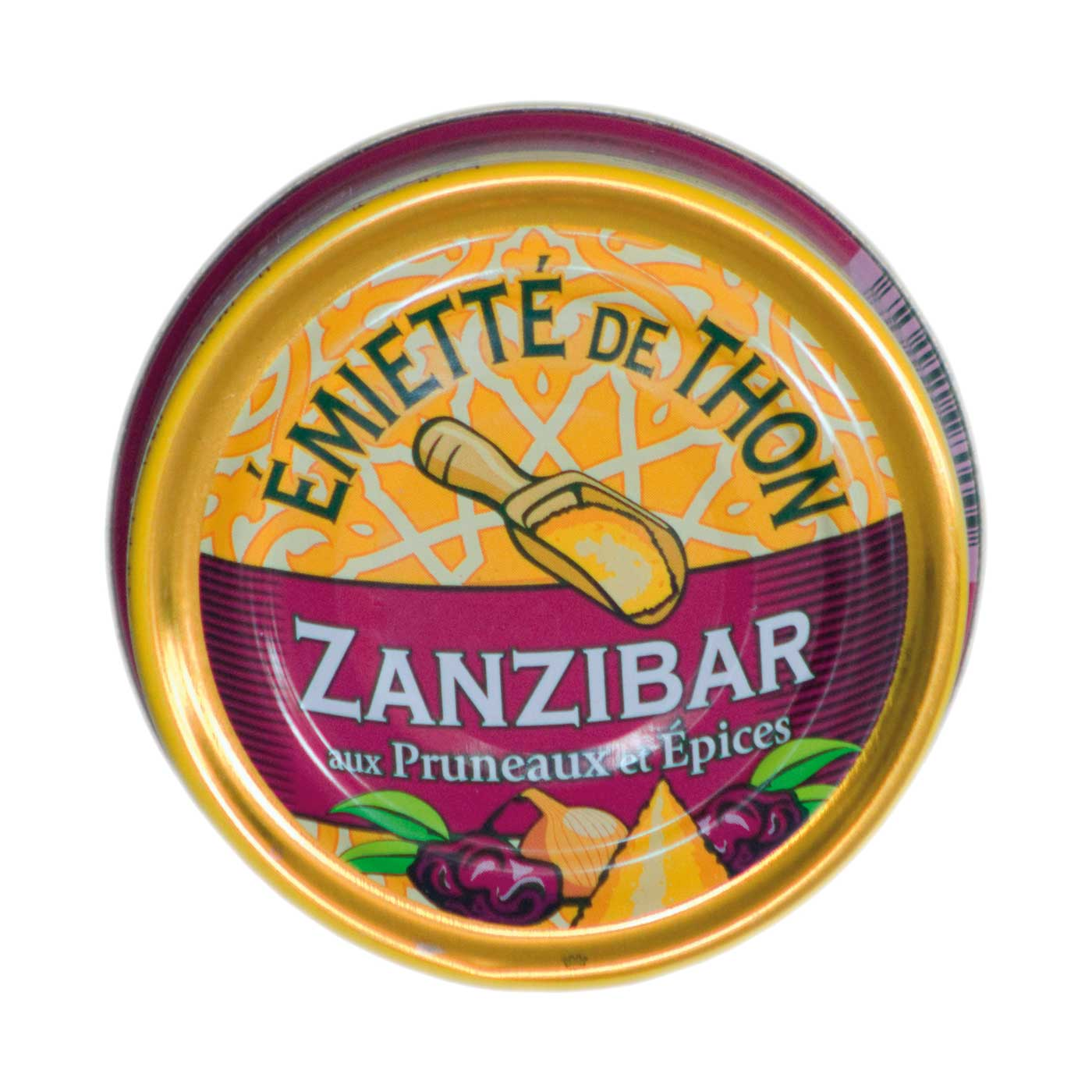 Emietté van Tonijn Zanzibar