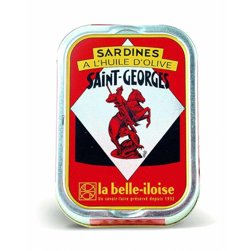Sardines St-Georges