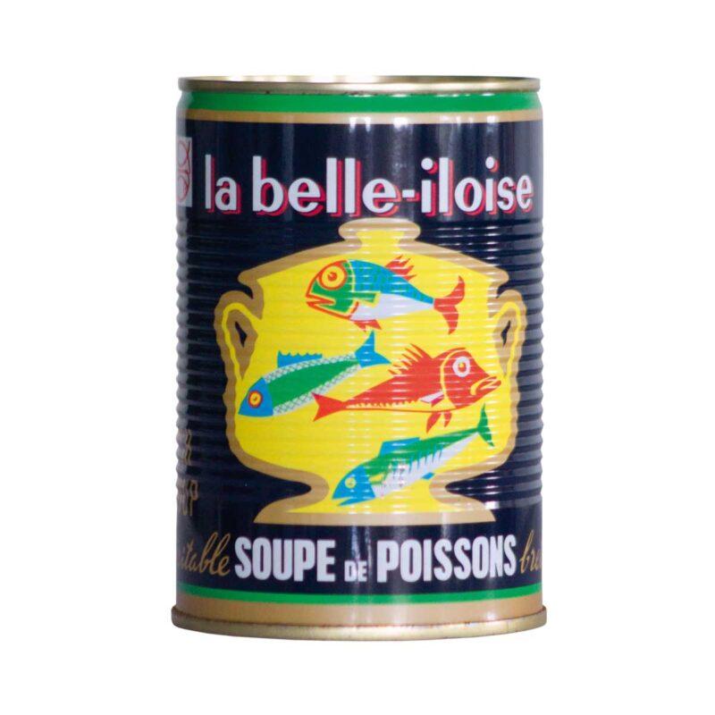 Vissoep La Belle-Iloise