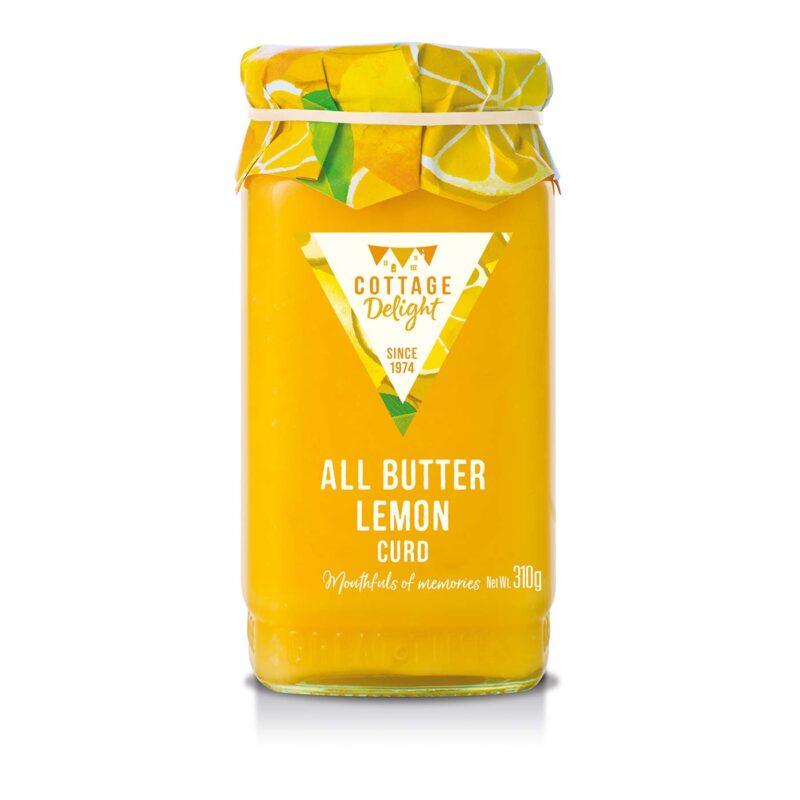 All Butter Lemon Curd