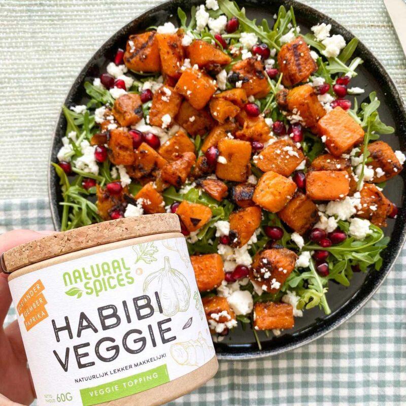 Habibi Veggie Natural Spices