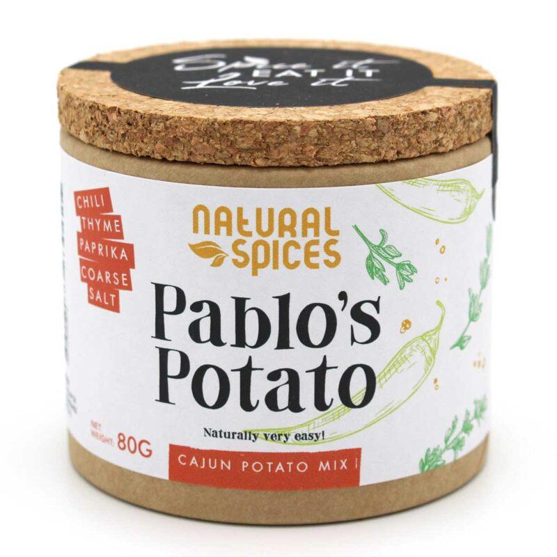 Pablo's Potato