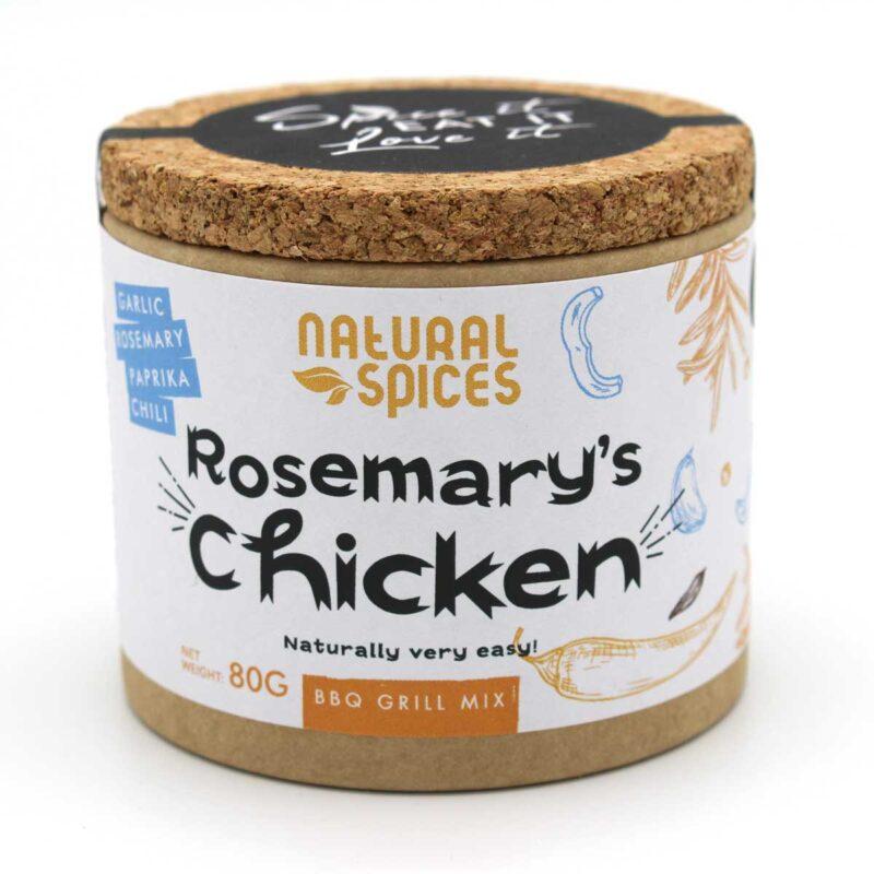 Rosemary's Chicken Rub