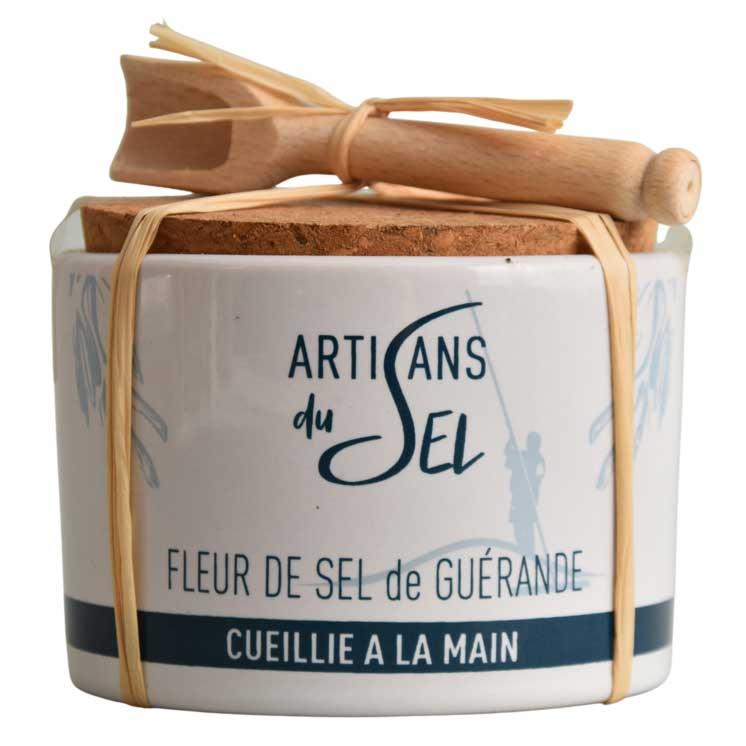 Fleur de sel de Guérande - Artisans du Sel