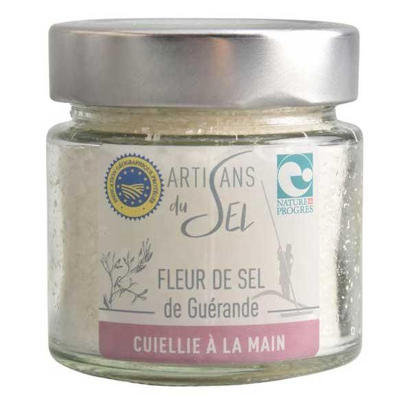 Fleur de sel de Guérande Naturel Verrine Klein