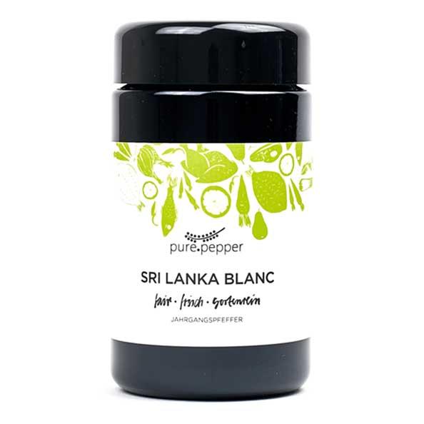 Sri Lanka Blanc