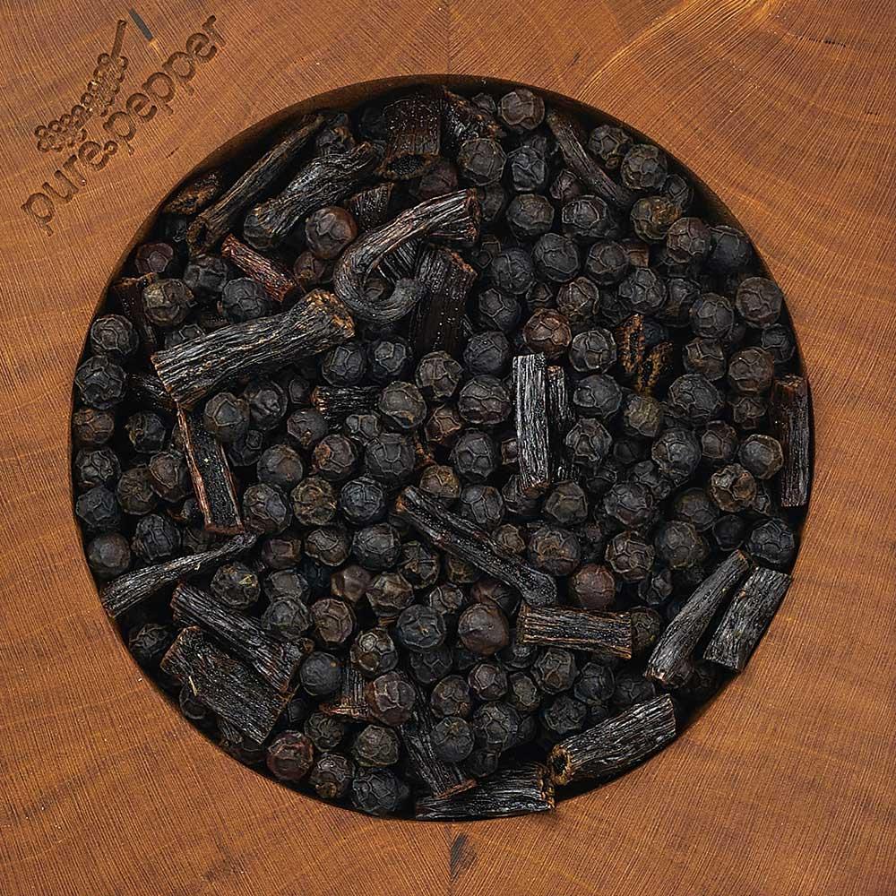 Vanille Peper Zwart